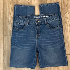 4.99 SHIP PLACE STRAIGHT JEANS